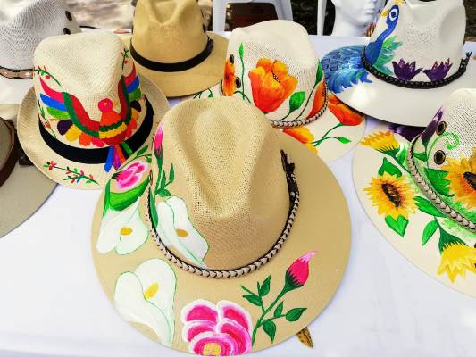 Sombreros Pintados de Concordia