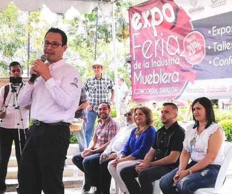 Expo-Feria de la Industria del Mueble Concordia Inauguración 2019 6
