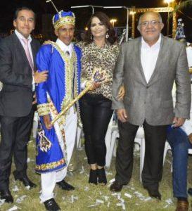 Felipe III Coronación Rey del Carnaval de Mazatlàn 2019 3