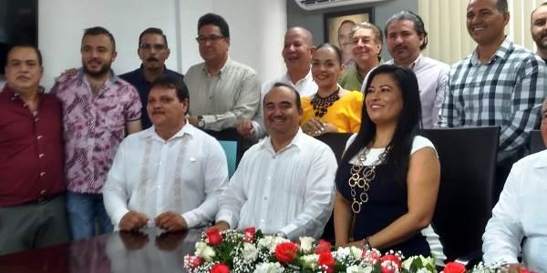 Guillermo Romero Rodrìguez es la Nueva Sala de Canaco Servytur Mazatlán 2019 1
