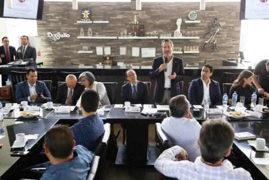 Presentan la Cámara de Comercio y Tecnología México-China