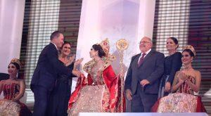 Karla II Coronaciòn Reina del Carnaval de Mazatlàn 2019