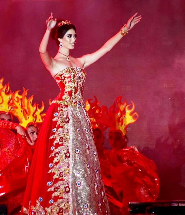 Karla II Coronaciòn Reina del Carnaval de Mazatlàn 2019 Karla