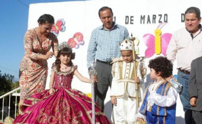 Día de la Primavera en Sinaloa de Leyva