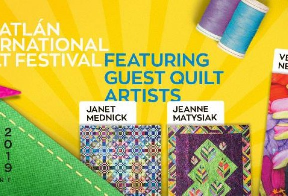 """Este viernes en el Cid Resorts: el Festival Quilt """"La Magia del Océano"""""""