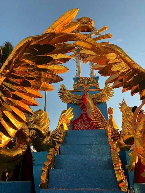 Primer Gran Desfile del Carnaval de Mazatlán 2019 Serie A 01