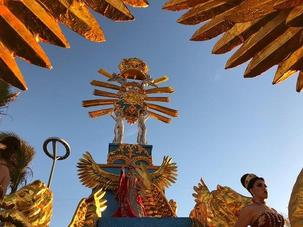 Primer Gran Desfile del Carnaval de Mazatlán 2019 Serie A 02