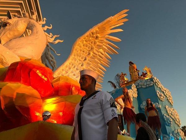 Primer Gran Desfile del Carnaval de Mazatlán 2019 Serie A 04