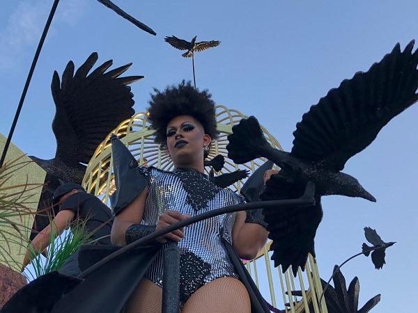 Primer Gran Desfile del Carnaval de Mazatlán 2019 Serie A 1
