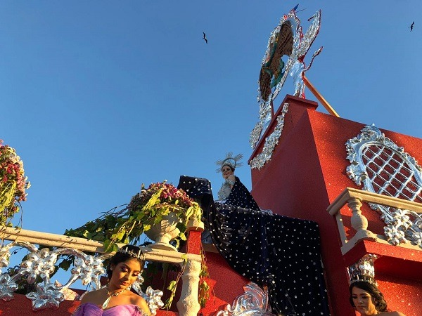 Primer Gran Desfile del Carnaval de Mazatlán 2019 Serie A 4