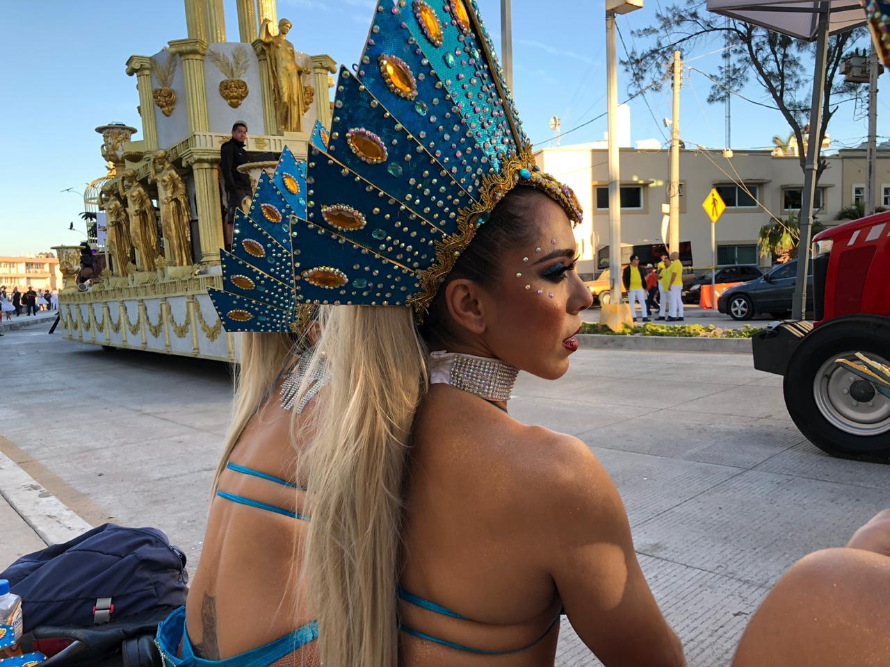 Primer Gran Desfile del Carnaval de Mazatlán 2019 Serie A