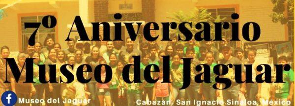 Septimo Aniversario Museo del Jaguar en Cabazán Programa 2019jpg