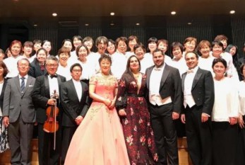 Dos Talentos mazatlecos y una Sinaloense ofrecen recital de Primavera en Japón