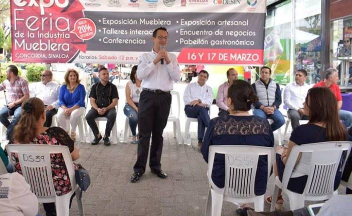 Un Gran Éxito la Expo-Feria de la Industria Mueblera de Concordia 2019