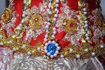 El Vestuario de Karla II Reina del Carnaval de Mazatlán 2019