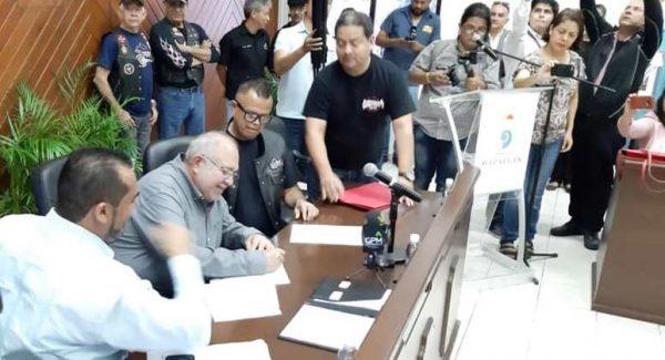 Y llegó al Adéndum a la Legandaria Semana de la Moto Mazatlán 2019 SI se harà la machaca 1