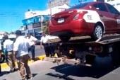 Un capítulo más de cómo destruir un destino turístico: Bloqueos de Taxistas