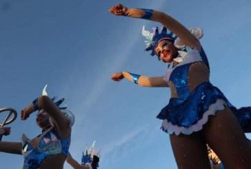 Fantasía Marina gana el Concurso de Comparsas