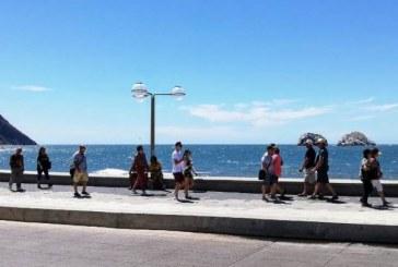 El crucero turístico Carnival Splendor arribó a Mazatlán