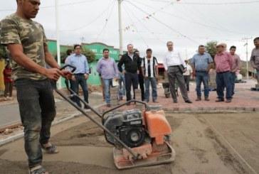 Quirino supervisa obras en Tacuichamona