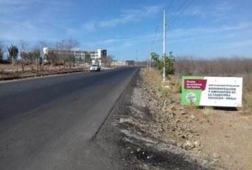 registra un avance considerable Carretera Culiacán – Imala