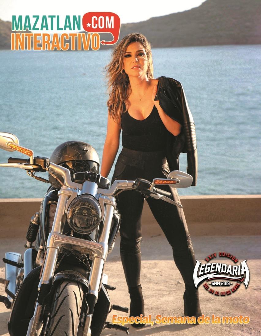 Guía Especial Semana de la Moto 2019 Mazatlán Interactivo
