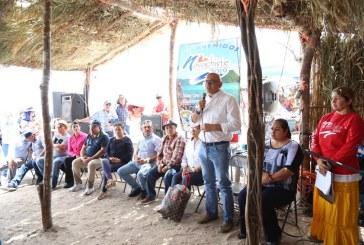 En Navachiste la fiesta cultural 2019