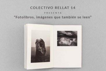 """""""Fotolibros, imágenes que también se leen"""" by Colectivo Rellat 14"""