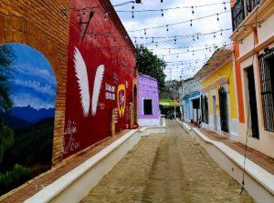 El Pueblo Señorial de San Ignacio se desborda en fiesta y fe religiosa en Semana Santa 2019 Callejón Del Beso