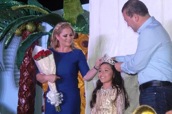 El Pueblo Señorial de San Ignacio se desborda en fiesta y fe religiosa en Semana Santa 2019 Coronación Reina Infantil