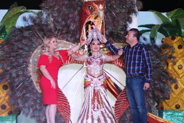 El Pueblo Señorial de San Ignacio se desborda en fiesta y fe religiosa en Semana Santa 2019 Coronación Reina