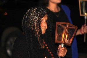 El Pueblo Señorial de San Ignacio se desborda en fiesta y fe religiosa en Semana Santa 2019 Viacrucis