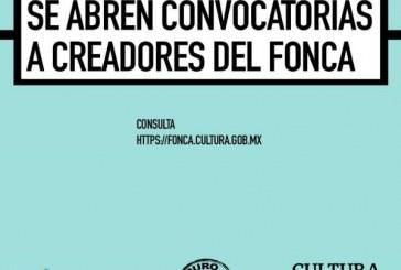 Convocatorias del Fondo Nacional de la Cultura y las Artes 2019
