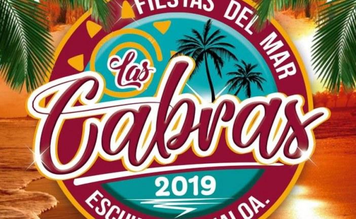 Invitan a la Fiesta del Mar de las Cabras 2019