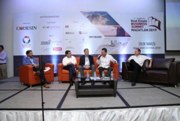 """1st Real Estate Business Summit Mazatlán 2019"""
