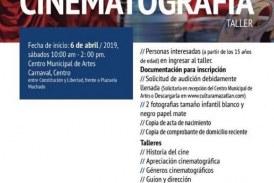 Taller de Guion del Diplomado en Cinematografía