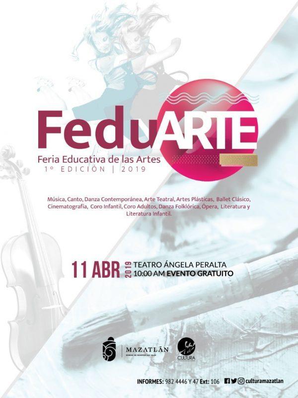 Feria Educativa de las Artes