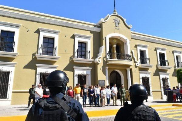 Operativo de Semana Santa en San Ignacio