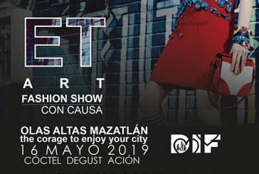 """Street Art Fashion Show"""