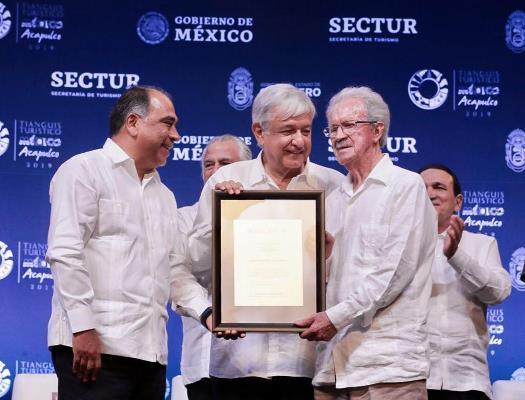 Inaugura AMLO Tianguis nTurístico de México Acapulco 2019 4