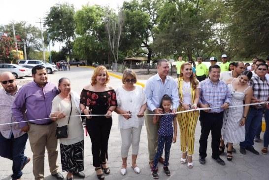 El Parque La Galera en El Fuerte Pueblo Mágico luce un nuevo acceso