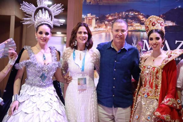 Inauguración Pabellón de Sinaloa en el Tianguis Turístico de México Acapulco 2019 (1)