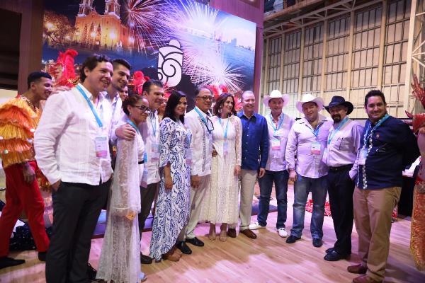 Inauguración Pabellón de Sinaloa en el Tianguis Turístico de México Acapulco 2019 (3)