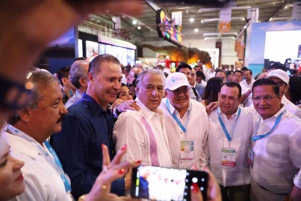 Inauguración Pabellón de Sinaloa en el Tianguis Turístico de México Acapulco 2019 (5)
