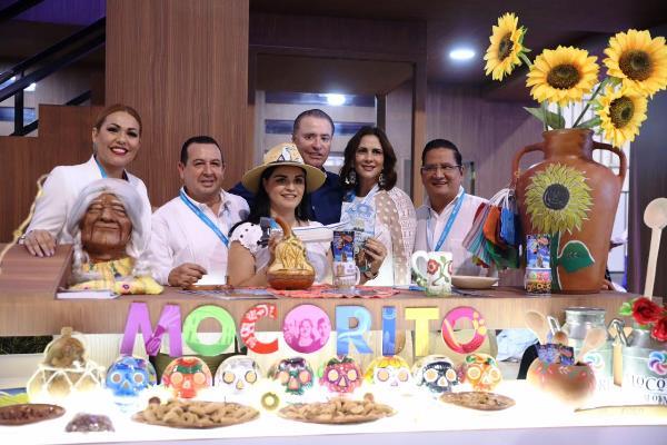 Inauguración Pabellón de Sinaloa en el Tianguis Turístico de México Acapulco 2019 (8)