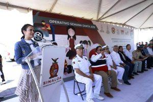 Inicia Operativo Semana Santa Sinaloa 2019 Altata 2