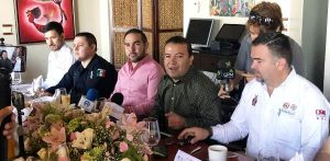 Iván Báez Martínez Presidente de San Ignacio Informe Cuatro Meses e Invitacion Fiestas Semana Santa Pascua 2019 1