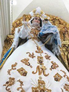 Karla Angulo González Milagro Virgen del Rosario El Rosario Pueblo Mágico Sinaloa México 2019 1
