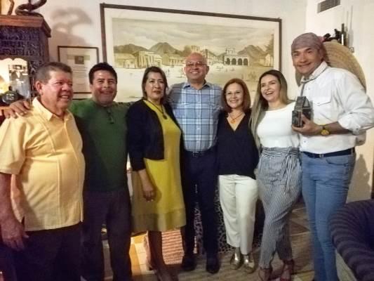 Museo Estudio Alas & Raíces Salvador Herrera Mazatlán Inauguración Centro Histórico Hotel Machado 2019 5
