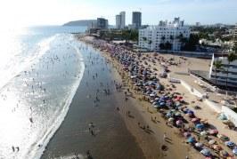 Reporta Sectur Sinaloa un incremento de 30% en el periodo vacacional de Semana Santa 2019